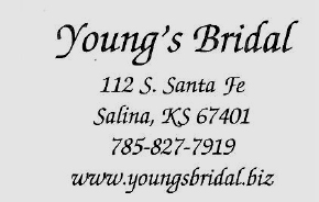 Youngs bridal